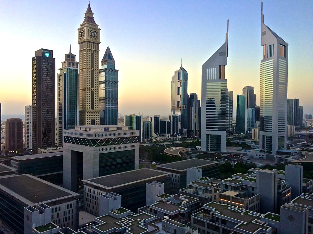 Tourists Spend More Money in Dubai Than in Any Other City