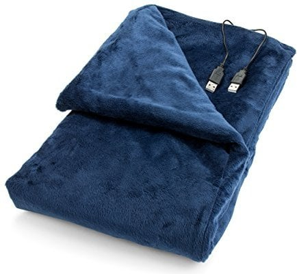 186c8a5be7411 USB Heated Shawl and Lap Blanket ( 25)