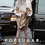 Is Lady Gaga Turning Into a Wardrobe?