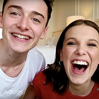 Millie Bobby Brown and Noah Schnapp's BFF Challenge Proves They're 2 Peas in a Pod