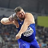 Joe Kovacs, Track and Field (Shot Put)