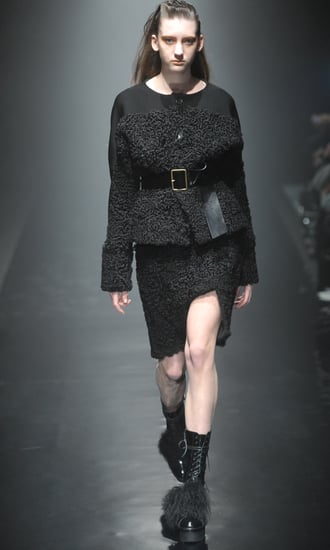 Japan Fashion Week: Hisui Fall 2009