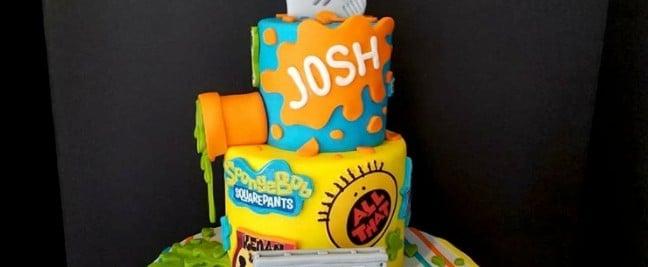 '90s Cakes