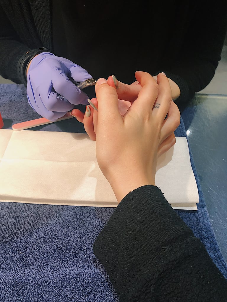 Step 1: Prep For Your Manicure