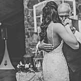 This Vintage Lake Wedding Is the Definition of Romantic