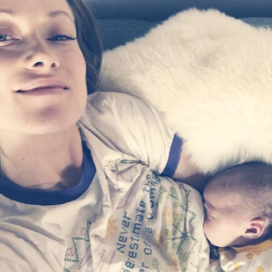 Celebrity Mums' Breastfeeding Photos