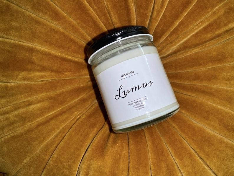 Lumos Soy Wax Candle