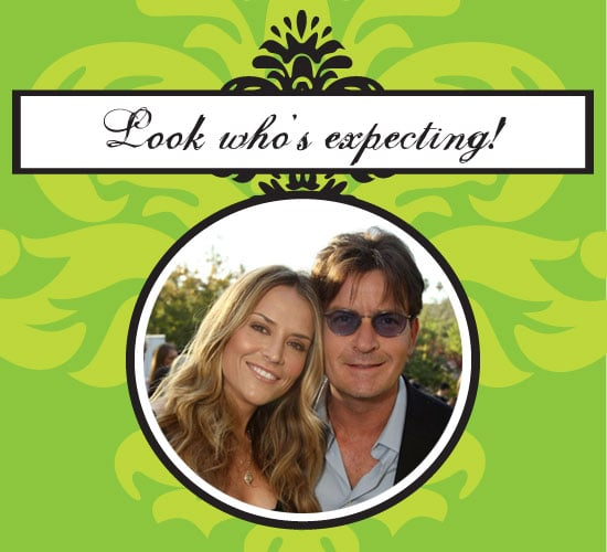 Charlie Sheen and Brooke Mueller Are Having a Baby!