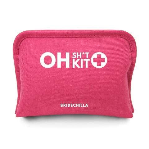 Bridechilla Wedding Day Emergency Kit