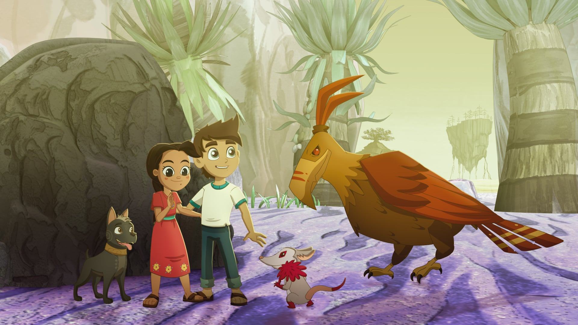 Xico's Journey   See the Kids' Movies We Already Know Will Be Added to  Netflix's Catalog in 2021   POPSUGAR Family Photo 4
