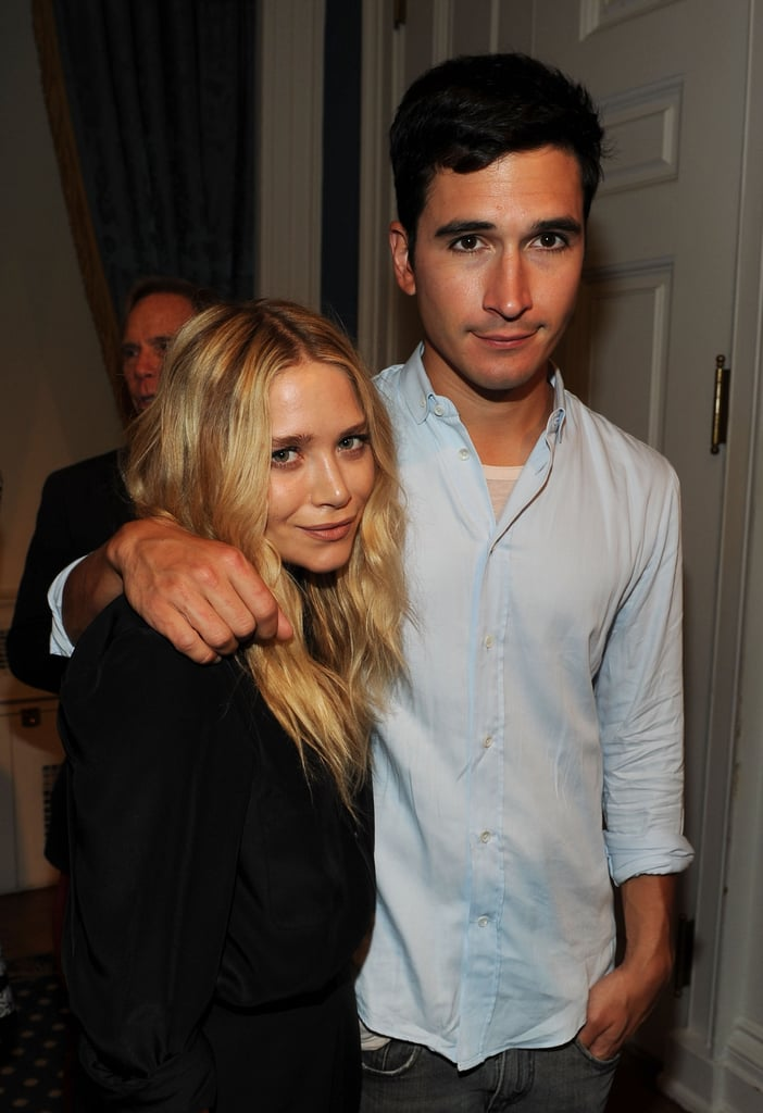 Mary-Kate Olsen Promoting Fashion's Night Out in NYC