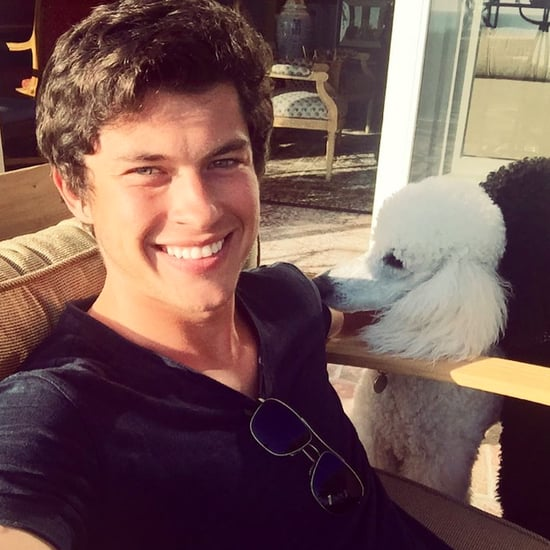 Graham Phillips's Hottest Instagram Photos