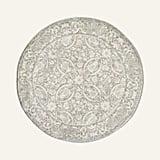 Wayfair x Kelly Clarkson Home Acoustic Floral Gray Area Rug