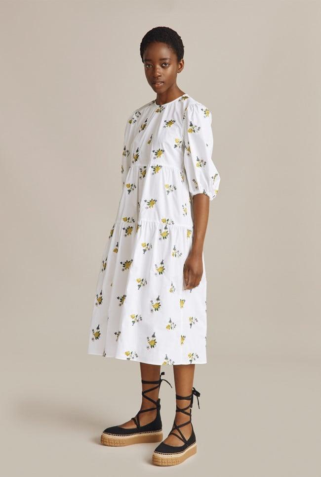 Ghost Aletta Dress