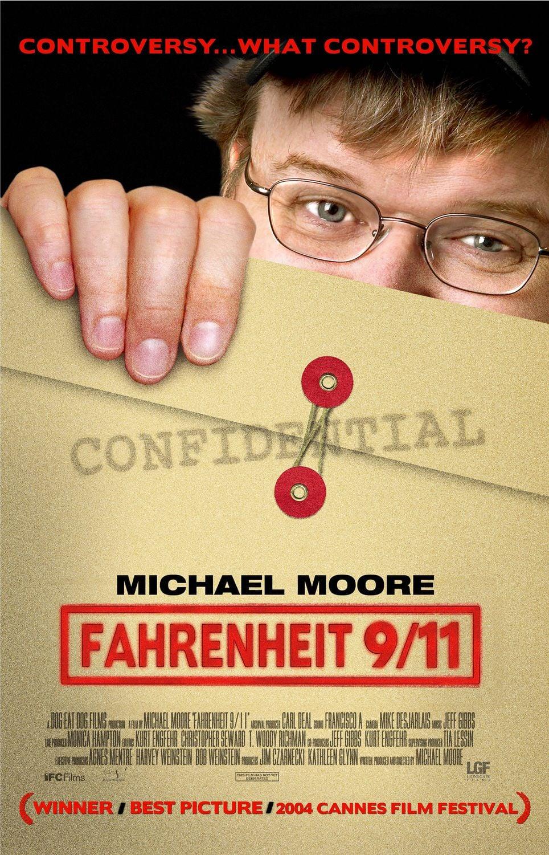 <b>Fahrenheit 9/11</b> packed theaters.
