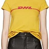 Vetements Yellow DHL T-Shirt ($330)