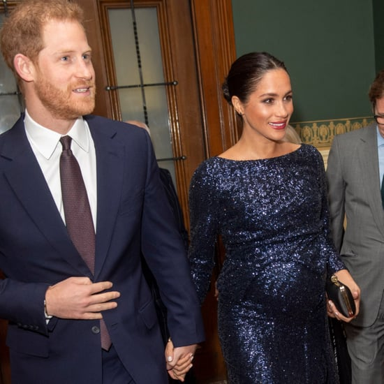 Prince Harry Meghan Markle Hold Hands at Cirque du Soleil