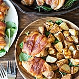 Bacon-Wrapped Chicken and Potatoes