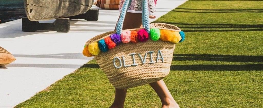 Best Pom-Pom Beach Bags