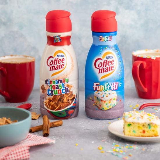 Coffee-Mate Is Launching Funfetti and Cinnamon Toast Creamer