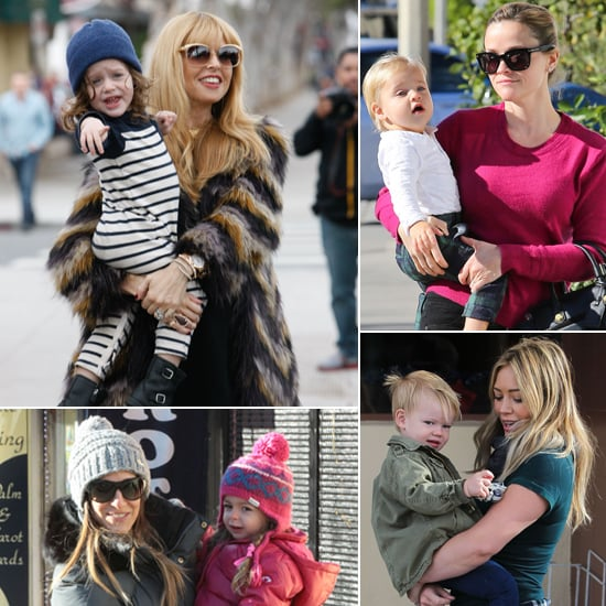 Celebrity Family Pictures Week of Nov. 25, 2013