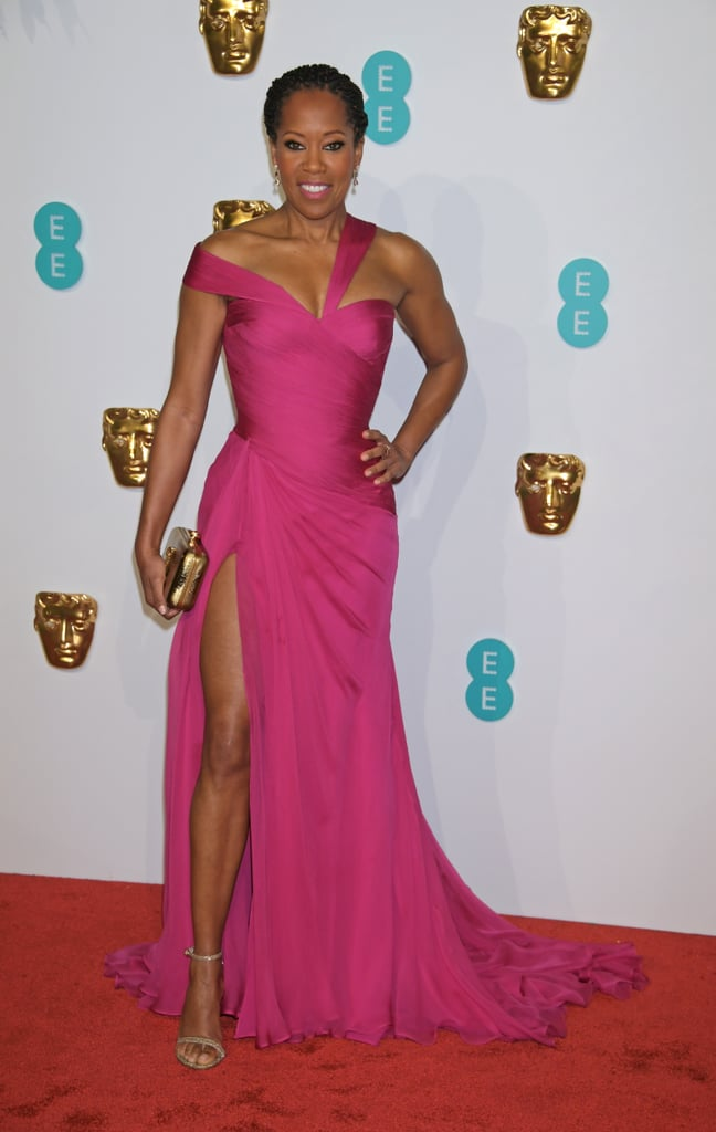 Regina King at the 2019 BAFTA Awards