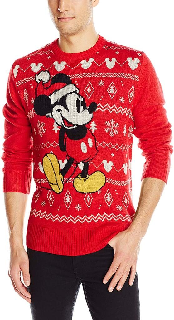 Disney Mickey Ugly Christmas Sweater