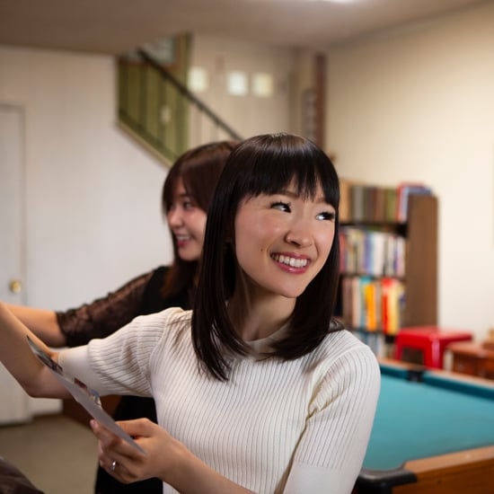 Marie Kondo's Lessons For Parents in Tidy Up on Netflix