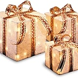Assorted Outdoor Gift Boxes