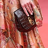 Amber Valletta's Mulberry Clutch