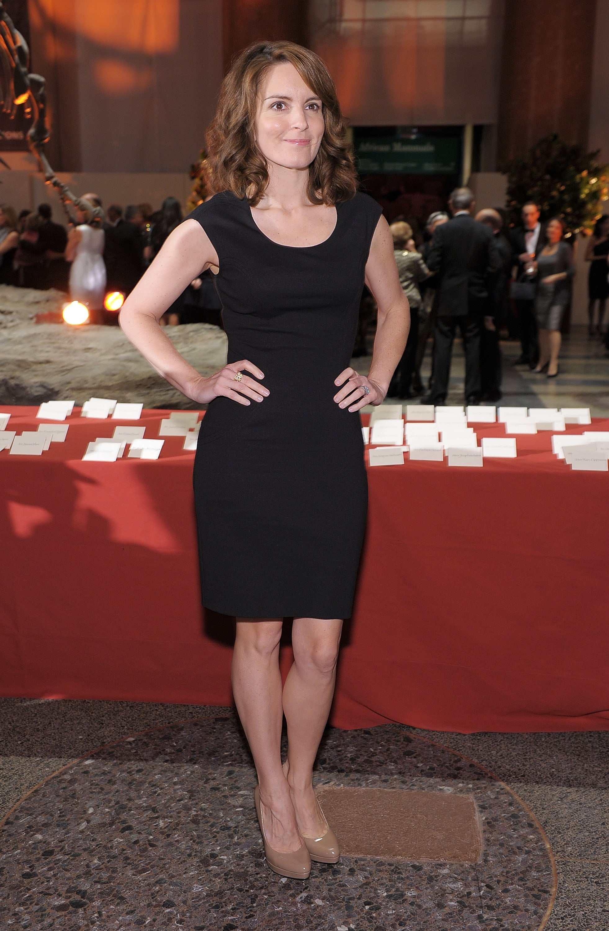 Pictures of Tina Fey, Jeff Richmond, Anne Hathaway, and ...