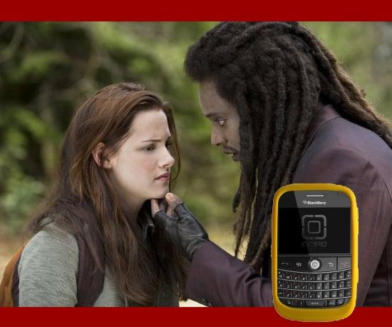 BlackBerry Bold and Gel Case