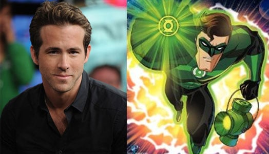 Ryan Reynolds Nabs Green Lantern Role