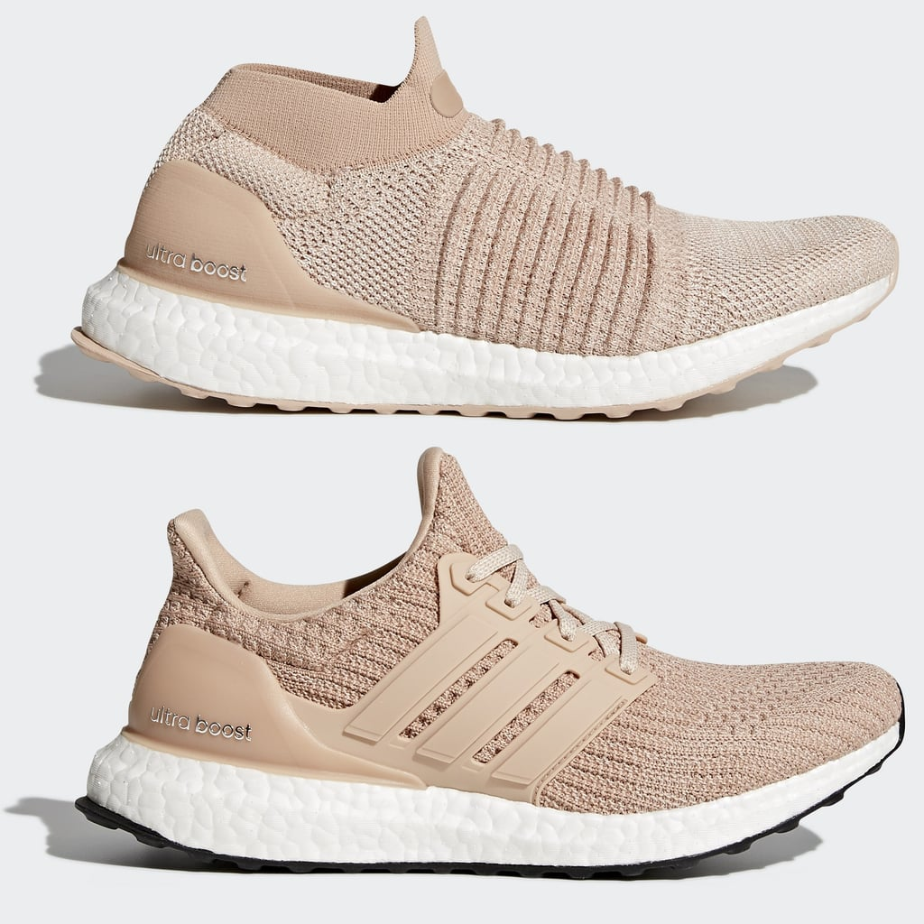 new arrival bfae7 a9aca Adidas UltraBoost in Ash Pearl December 2017 | POPSUGAR Fitness