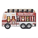 Fire Truck Hot Sauce Sampler Six Pack