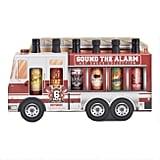 Fire Truck Hot Sauce Sampler Six Pack