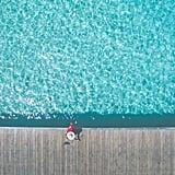Swim in an ocean.