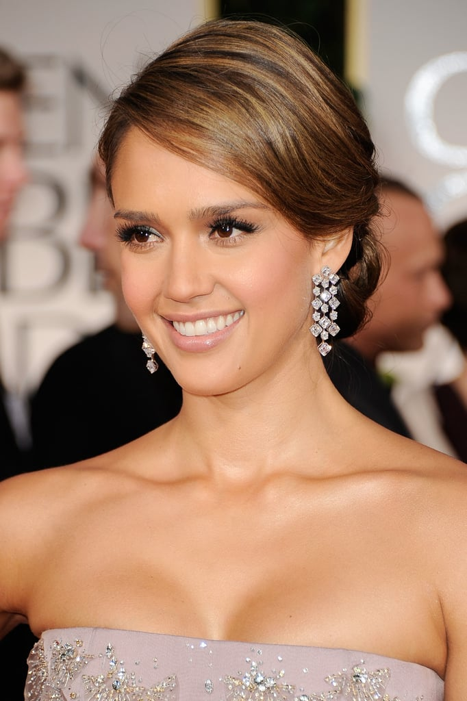Pictures Of The 2012 Golden Globes Hairstyles From The