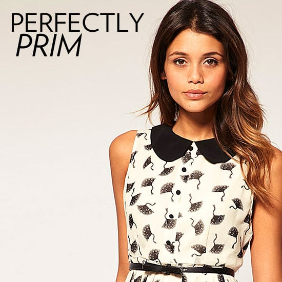 Fall Shopping: Add a Dose of Sweetness With a Peter Pan Collar