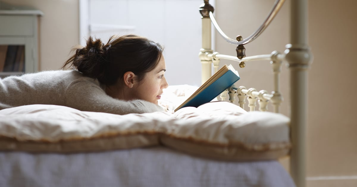 My New Year's Resolution Is to Cut Screen Time and Sleep Better — Here's How I'm Doing Both