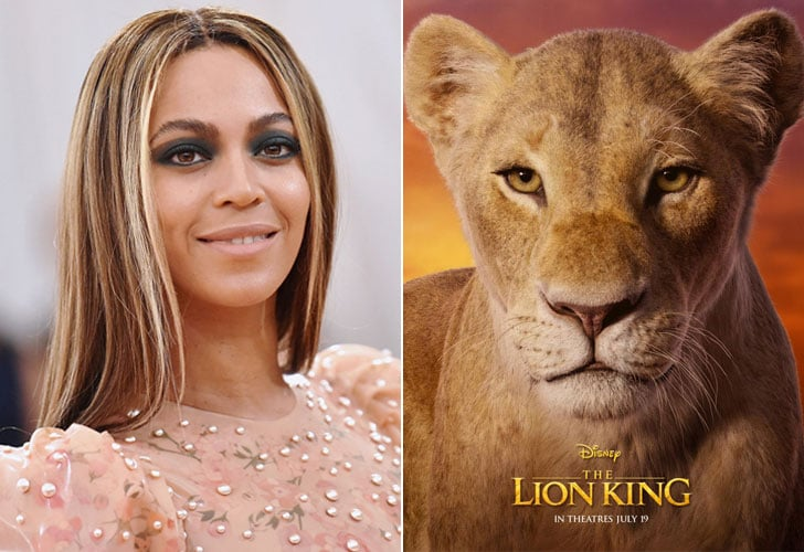 who plays nala in the lion king reboot