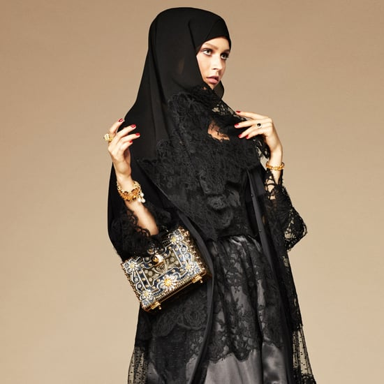 Dolce & Gabbana's Hijab and Abaya Collection