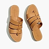 Madewell The Boardwalk Knot Slide