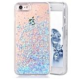 Supvin Flowing Liquid Glitter iPhone Case