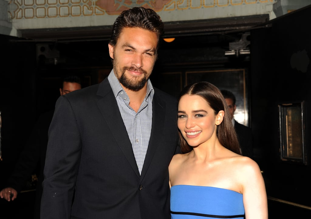 Emilia Clarke and Seth MacFarlane Reportedly Split Ahead of Her Premiere