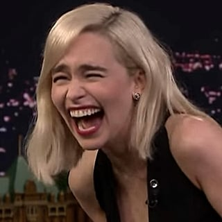 Emilia Clarke's Wookiee Impression on The Tonight Show