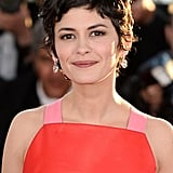 Audrey Tautou With a Pixie Cut