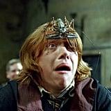 Scaredy-Cat Ron