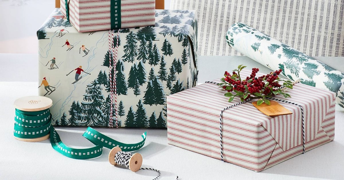 ICYMI — Hearth & Hand With Magnolia's Target Holiday Collection Has the Cutest Wrapping Paper