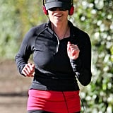 """Reese Keeps Fit and Resolves to """"Try Something New"""" in 2011"""
